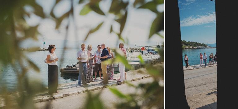 A traditional scottish wedding in Paxos island Stories Weddingstories