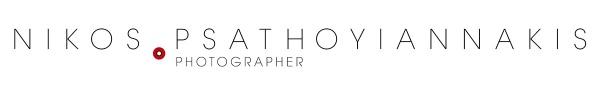 Nikos Psathoyiannakis Photographer logo